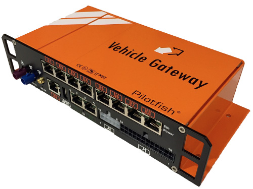 Pilotfish Vehicle Gateway